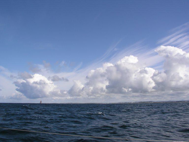 Offenes Meer Berufliche Neuorientierung Symbolbild