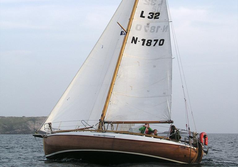 Training Profilbild Segelschiff Symbolbild